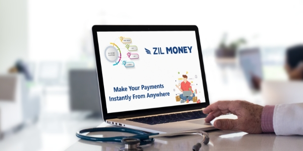Create Digital Checks Zil Money