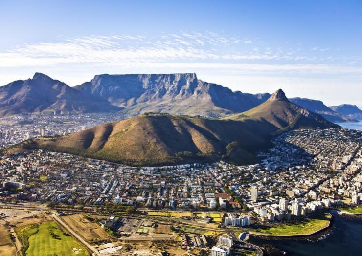 Romantic places to visit in Cape Town