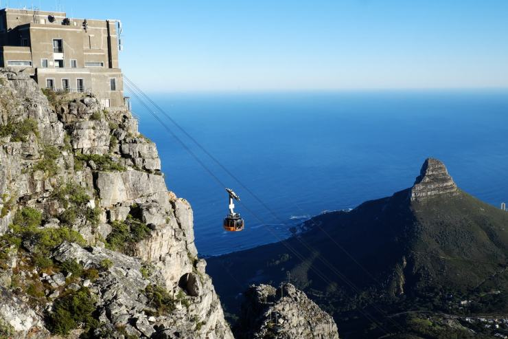 Table Mountain is beautiful, but your safety is important