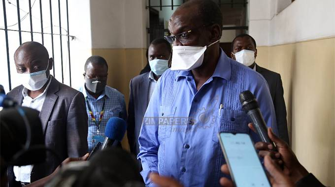 COVID-19: Gvt committed to providing PPEs, Mohadi