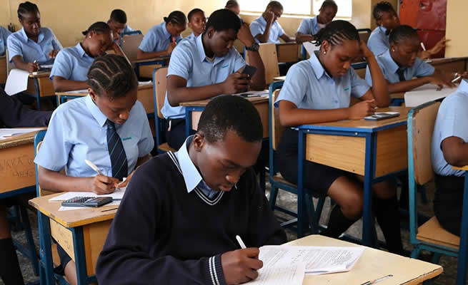 Education minister Angie Motshekga speaks on June exams, adding weekend and night classes to schools
