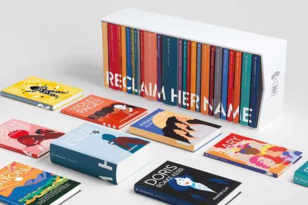 25 книг, написанных женщинами под псевдонимами, были переизданы (и их можно  скачать бесплатно) - ZIMA Magazine