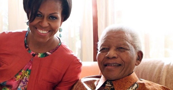 Breaking: President Obama's wife Michelle is from Zimbabwe!
