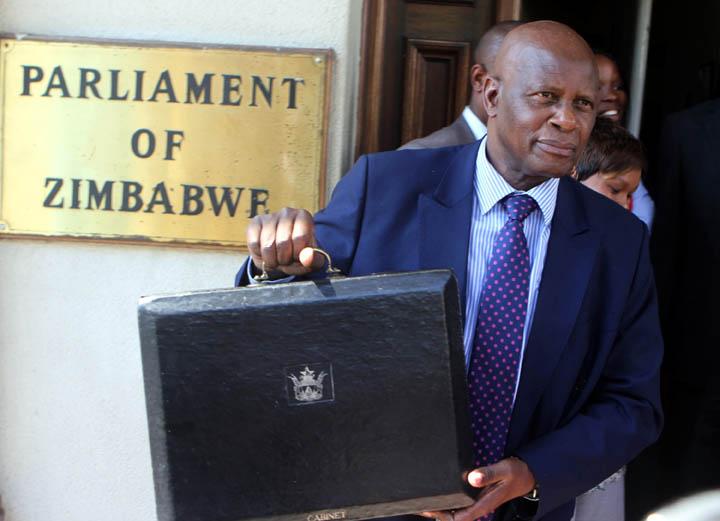 Mnangagwa appoints Chinamasa as Zimbabwe finance chief