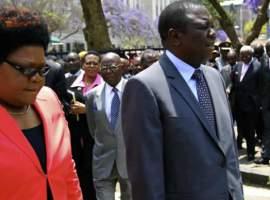 Tsvangirai pushes for Mujuru meet