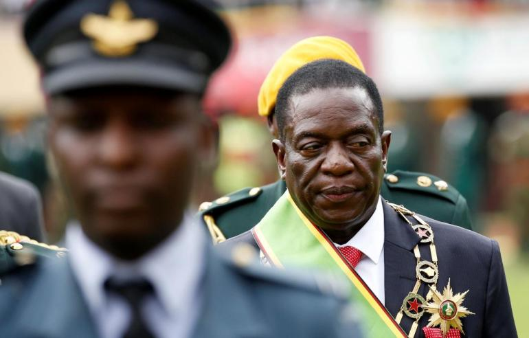 Mnangagwa offers amnesty for funds stashed abroad