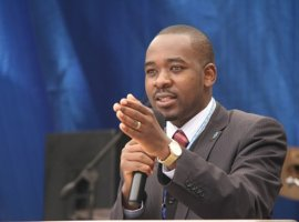 Chamisa Hints At Mnangagwa Meeting