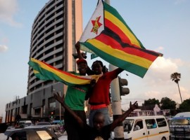 Zimbabwe heads to Commonwealth summit to 're-engage'