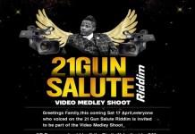 21 gun salute medleys part 1 part 2