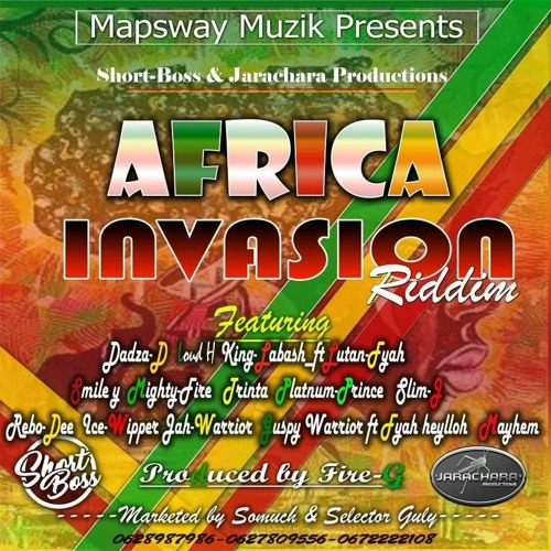 africa invasion riddim