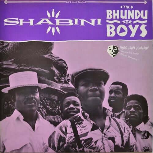bundu boys shabini album