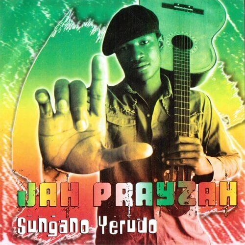jah prayzah sungano yerudo album