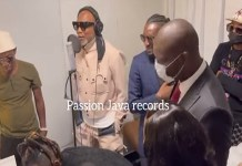 koffi olomide freestyle at passion java records