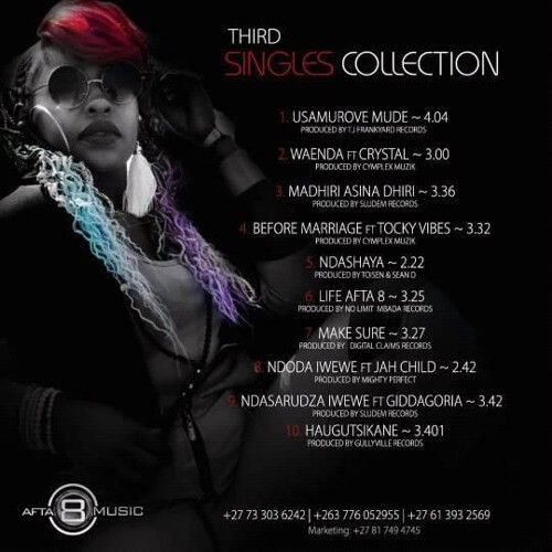 lady squanda singles collection volume 3