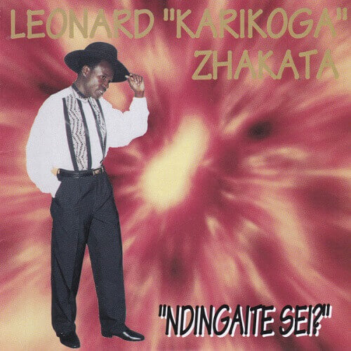 leonard zhakata ndingaite sei album