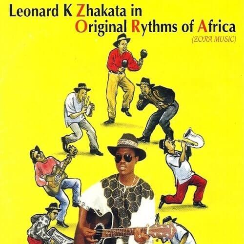 leonard zhakata original rythms of africa album 1