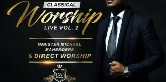 minister michael mahendere victory classical worship 2 album