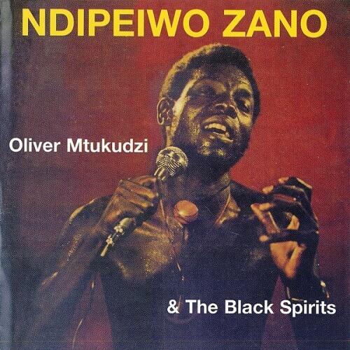 oliver mtukudzi ndipeiwo zano album