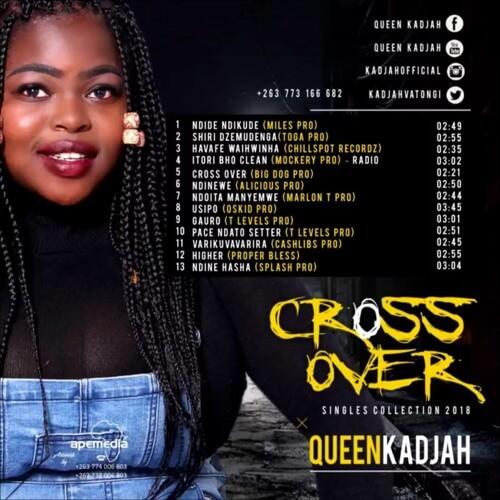 queen kadjah cross over singles collection