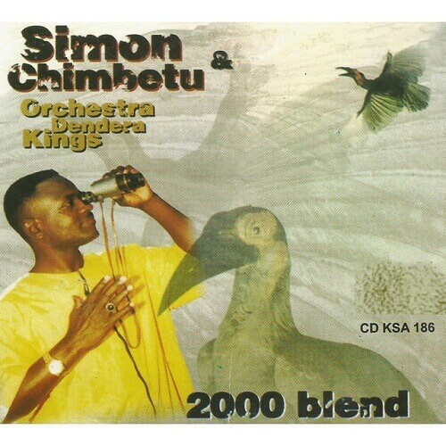 simon chimbetu 2000 blend album