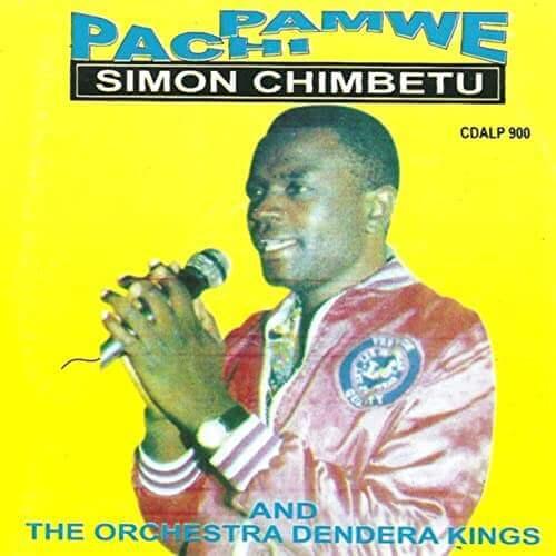simon chimbetu pachipamwe album