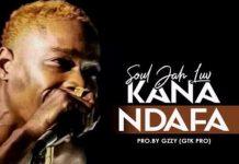 soul jah love kana ndafa