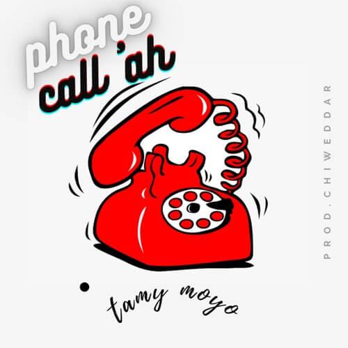 tamy moyo phone call ah