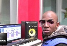 ti gonzi working with oskid on a new love song