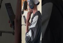 watch studio session kae chaps ft nox probeats wazoenda