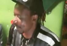 watch video incoming hwindi president isu hatipere studio session