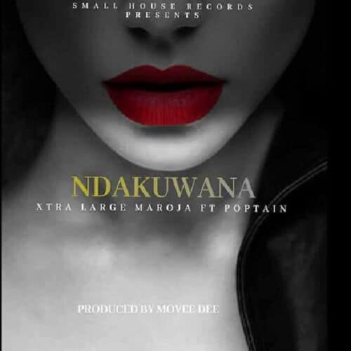 xtra large ft poptain ndakuwana