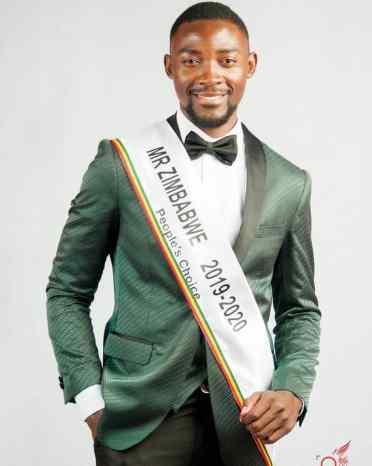 Tatenda Njanike - Mister Zimbabwe