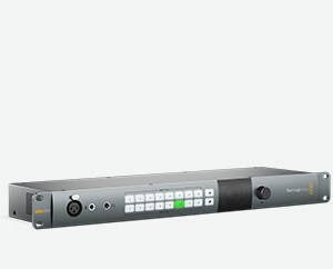 ATEM Talkback Converter 4K  (excl SFP Optical Module, sold separately)
