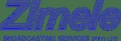 Zimele Broadcasting services Logo