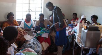 Zimbabwe's child and maternal mortality rates