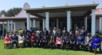 Zimbabwe 2018 Government list