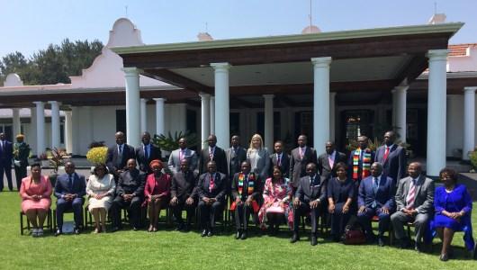 FACTSHEET: ZIMBABWE 2018 GOVERNMENT LIST