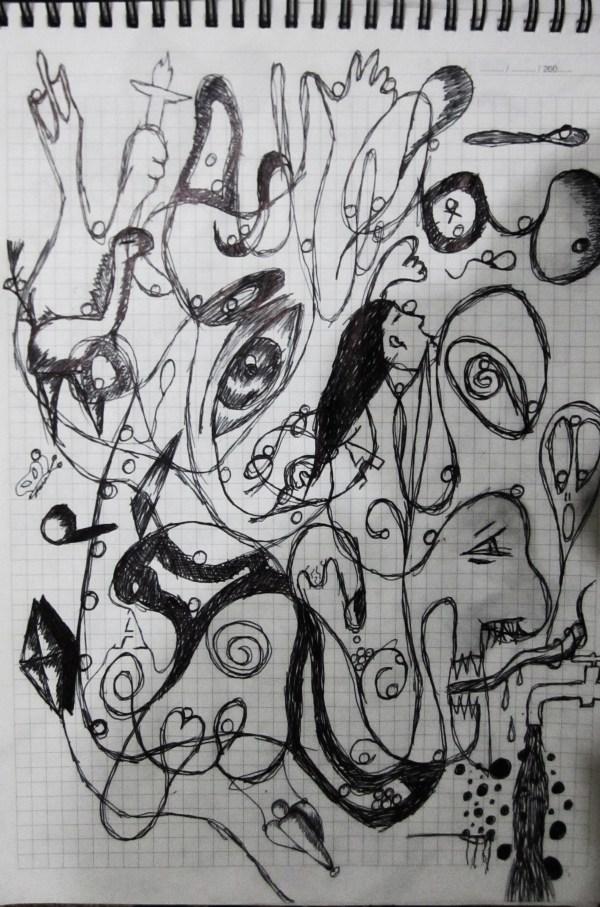 Sur 13 Gang Drawings