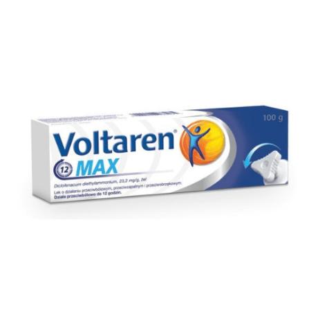 Voltaren Max Cream 100g