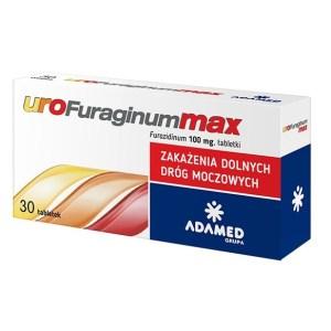 UroFuraginum Max 100mg (30 Tablets)