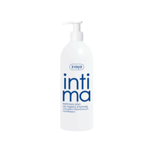 Ziaja Intima Cleanser with Hyaluronic Acid 500ml