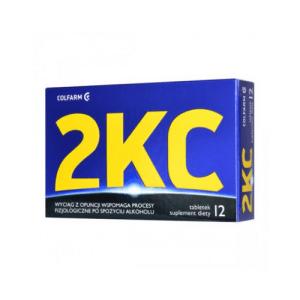 2KC (12 Tablets)