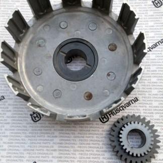 Cremalheira da embreagem Husqvarna WR 250 2000-2004