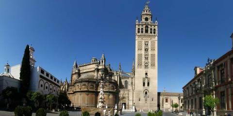 La Giralda em Sevilha