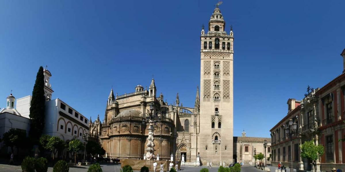 The Giralda of Seville