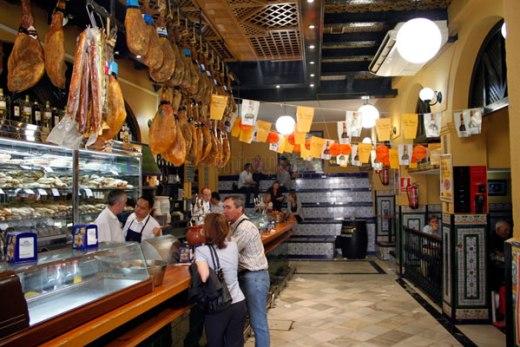 Tour Gourmet Seville