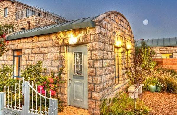 תכלת בית של חופש מתחם סוויטות בחד נס לזוגות ומשפחות