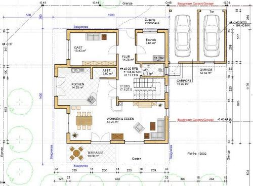 Haus Bauplan Interior Design Und Ma Bel Ideen Startseite Design Bilder