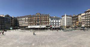 Pamplona Plaza Mayor