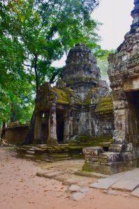 Preah Khan, Angkor Park
